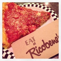 Photo taken at Ricobene's by Tim B. on 12/13/2012