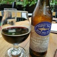 Photo taken at Nor'east Beer Garden by Beer C. on 9/8/2016