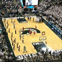 Photo taken at Breslin Center by Alan D. on 3/8/2013