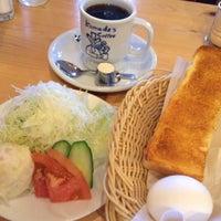 Photo taken at コメダ珈琲店 金剛東店 by bluemoon_anne on 9/14/2014