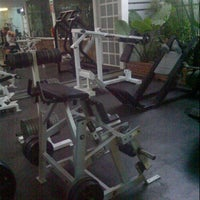 Photo taken at The Gym by Marco V. on 9/19/2012