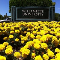 Photo taken at Willamette University by Jim M. on 6/17/2013