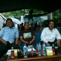 Photo taken at Gereja Peziarahan Salib Suci by Doddy BJ on 1/5/2013
