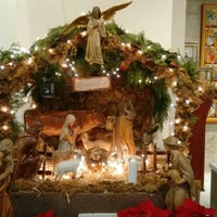 Photo taken at St. Justin Martyr Church by Jerrin T. on 12/25/2015