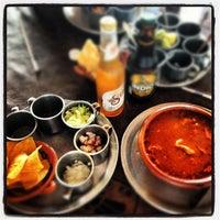 Photo taken at La ResSabrosa Taquería & Grill by Carlos B. on 9/20/2012