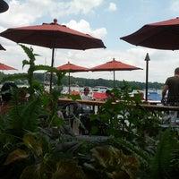 Photo taken at Rose's on Reeds Lake by Jon G. on 7/4/2013