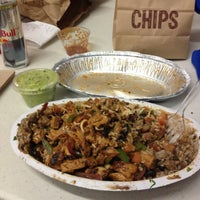 Photo taken at Chipotle Mexican Grill by Tyler A. on 1/14/2013