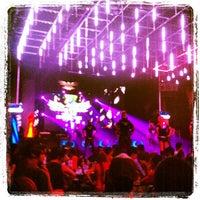 Photo taken at Boshe VVIP Club BALI by Mey O. on 11/24/2012
