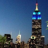 Photo taken at Hampton Inn Manhattan-Madison Square Garden Area by Yeffer P. on 6/7/2013
