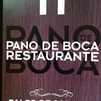 Photo taken at Pano de Boca by Patricia H. on 11/29/2013