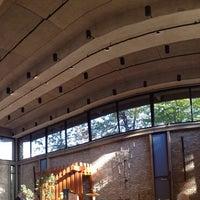 Photo taken at Unitarian Universalist Church Of Arlington by Annie P. on 10/20/2013