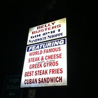 Photo taken at Belly Busters by Patrick on 12/4/2012