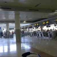 Photo taken at Lombok International Airport (LOP) by yogo j. on 1/16/2013