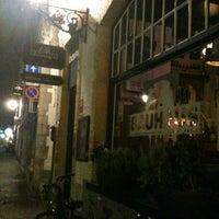 Photo taken at St Christopher's at the Bauhaus by Karen B. on 11/16/2012