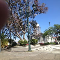 Photo taken at Parque de Tibás by Isaac G. on 1/11/2013