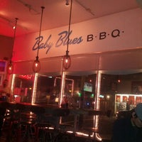 Photo taken at Baby Blues BBQ by Ryan M. on 10/7/2012