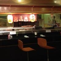 Photo taken at Fuji Japanese Steakhouse & Sushi Bar by Vernon B. on 11/25/2013