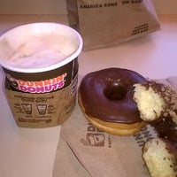 Photo taken at Dunkin' Donuts by Anna G. on 11/27/2015