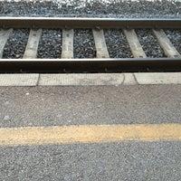 Photo taken at Stazione Giulianova by Gabriele B. on 12/29/2012