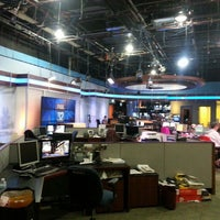 Photo taken at Fox Chicago News - WFLD by Guy F. on 12/3/2013