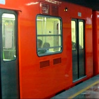 Photo taken at Metro Zócalo by sifon a. on 4/7/2013