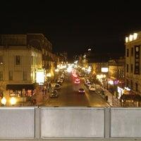 Photo taken at CTA - Belmont (Red/Brown/Purple) by jose alfredo v. on 1/12/2013