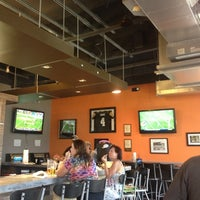 Photo taken at Dick's Wings & Grill by Richard P. on 9/29/2012