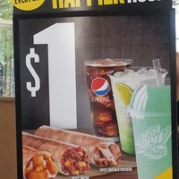 Photo taken at Taco Bell by Ferez K. on 5/4/2013