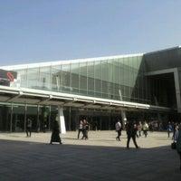 Photo taken at Bibliotheca Alexandrina by Mostafa H. on 11/18/2012