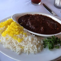 Photo taken at Arya Global Cuisine by Chris W. on 9/19/2012
