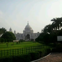 Photo taken at Victoria Memorial by Falak A. on 10/19/2012