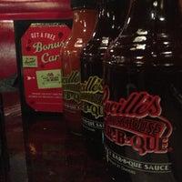 Photo taken at Lucille's Smokehouse Bar-B-Que by Farzin E. on 12/16/2012