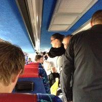 Photo taken at De Jubal Bus by Paul V. on 6/22/2013