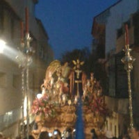 Photo taken at Calle Ancha by Manuel A. on 4/13/2014