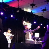 Photo taken at The Conga Room by Niena on 12/30/2012