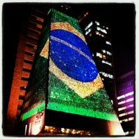 Photo taken at Paulista Avenue by Daniel Angello on 6/21/2013