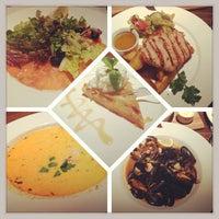 Photo taken at Fortas restorāns by Katerina B. on 2/9/2013