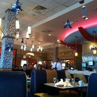 Photo taken at Skylark Diner by Tatyana on 12/25/2012