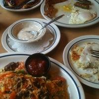 Photo taken at IHOP by Edward U. on 10/23/2012