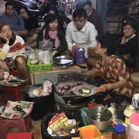 Photo taken at Banh trang nuong Da Lat by Trum T. on 11/13/2016