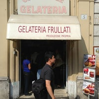Photo taken at Gelateria Old Bridge by Jenny L. on 9/26/2013