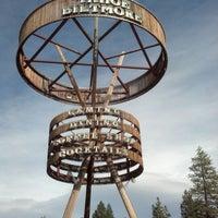 Photo taken at Tahoe Biltmore Lodge & Casino by Albert P. on 10/31/2012
