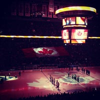 Photo taken at Air Canada Centre by Danny L. on 2/28/2013