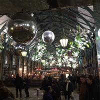 Photo taken at Covent Garden by Kari B. on 12/2/2016