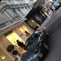 Photo taken at Hôtel Hermitage Monte-Carlo by Per P. on 12/11/2012