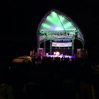 Photo taken at The Levitt Pavilion by Max S. on 8/24/2014