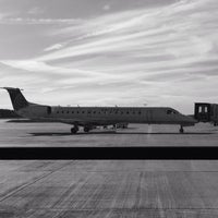 Photo taken at Appleton International Airport (ATW) by Malcolm O. on 10/2/2013
