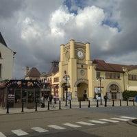 Photo taken at Maasmechelen Village by Alessio B. on 4/13/2013