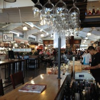 Photo taken at Oxbow Wine Merchant & Wine Bar by Melyna H. on 9/15/2012