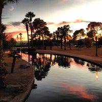 Photo taken at Encanto Park by Dave V. on 11/21/2012